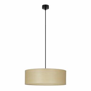 Béžové závěsné svítidlo Sotto Luce Tsuri XL, ⌀ 45 cm