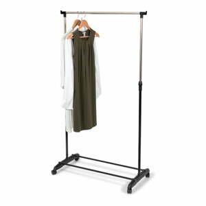 Pojízdný stojan na oblečení s nastavitelnou výškou Compactor Cleano
