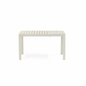 Zahradní rozkládací stůl z hliníku Ezeis Calypso, délka 180/230 cm