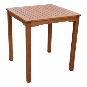 Zahradní stůl ze dřeva eukalyptu ADDU Pittsburgh, 70x70cm