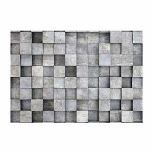 Velkoformátová tapeta Bimago Consrete Cube, 400x280cm