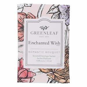 Vonný sáček Greenleaf Wish, 11 ml