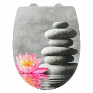 Toaletní prkénko Wenko Water Lily