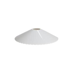 Sada 5 bílých stínidel pro svítidlo Best Season Accessory Connecta