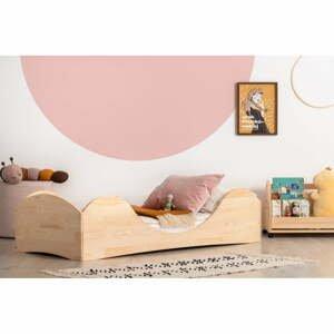 Dětská postel z borovicového dřeva Adeko Pepe Adel,80x200cm