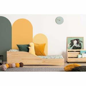 Dětská postel z borovicového dřeva Adeko Pepe Colm,60x120cm