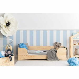 Dětská postel z borovicového dřeva Adeko Pepe Dan,90x140cm