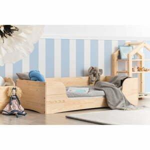 Dětská postel z borovicového dřeva Adeko Pepe Dan,90x150cm