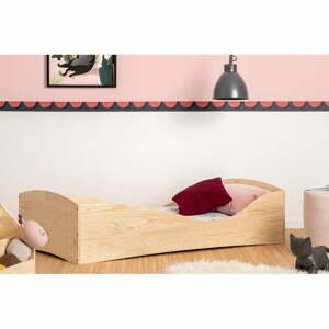 Dětská postel z borovicového dřeva Adeko Pepe Elk,90x140cm