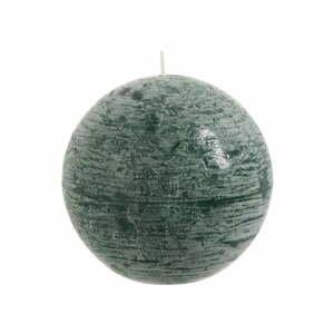 Zelená svíčka J-Line Ball