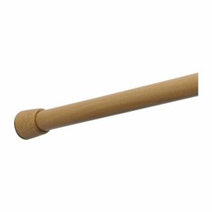 Teleskopická tyč na sprchový závěs iDesign Formbu, 63,5-109cm