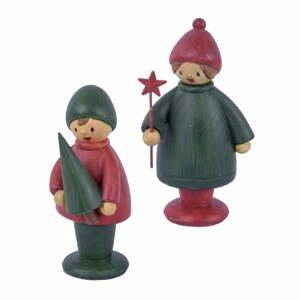 Sada 2 vánočních dekorací Ego Dekor Children