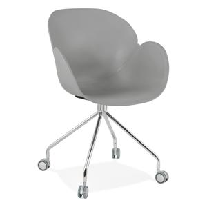 Šedá kancelářská židle Kokoon Rulio