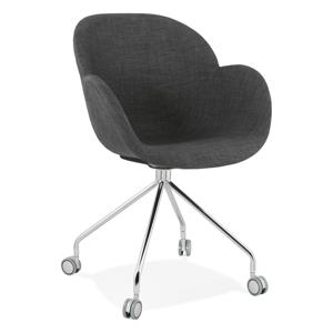 Šedá kancelářská židle Kokoon Nesly