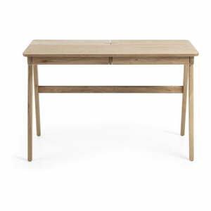 Pracovní stůl La Forma Jakes Natural, 120 x 65 cm