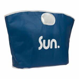 Modrá plážová taška Sunnylife Everything Bag