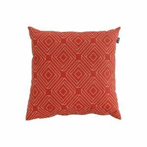 Červeno-oranžový zahradní polštář Hartman Bibi, 50x50cm
