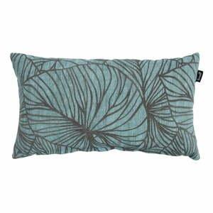 Modrý zahradní polštář Hartman Lily, 30x50cm