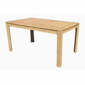 Zahradní jídelní stůl z akáciového dřeva Ezeis Falcon,150x90cm