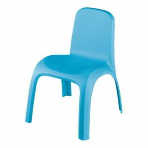 Modrá dětská židle Curver