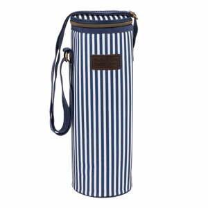 Modro-bílá taška na lahev Navigate