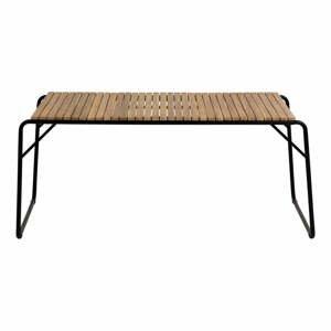 Zahradní jídelní stůl s deskou z akáciového dřeva La Forma Yukari, 165 x 90 cm