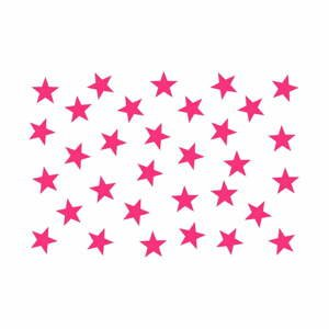 Velkoformátová tapeta Artgeist Pink Star,200x140cm