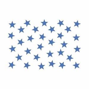 Velkoformátová tapeta Artgeist Blue Star,400x280cm