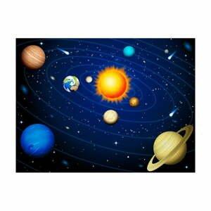 Velkoformátová tapeta Artgeist Solar System,200x154cm