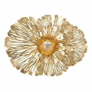 Nástěnná lampa ve zlaté barvě Mauro Ferretti Ibis