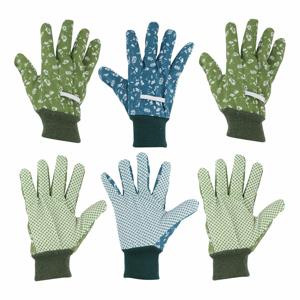 Sada 3 dámských párů zahradních rukavic Esschert Design