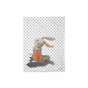Dětská přikrývka Mr. Little Fox Boys From The Forest, 100 x 70 cm