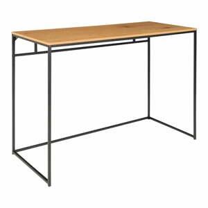 Psací stůl s deskou v dubovém dekoru House Nordic Vita