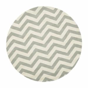 Vlněný koberec Safavieh Crosby Area, ø 213 cm