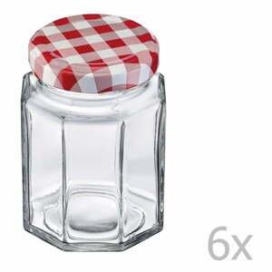 Sada 6 sklenic s víčkem Westmark, 190 ml