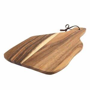 Krájecí akáciové prkénko z akáciového dřeva T&G Woodware Baroque, 35x20 cm