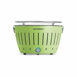 Zelený bezkouřový gril LotusGrill
