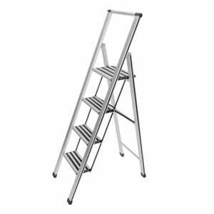 Skládací schůdky Wenko Ladder, výška158 cm