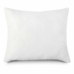 Bílý polštář s dutými vlákny Sleeptime Elisabeth,60x70cm
