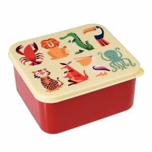 Box na jídlo Rex London Colourful Creatures