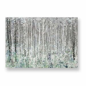 Obraz Graham & Brown Watercolour Woods, 100x70cm