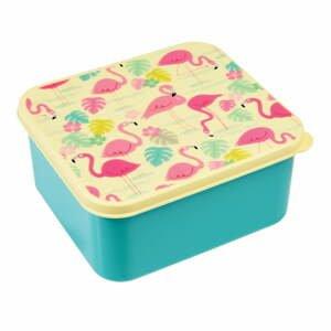 Krabička na oběd Rex London Flamingo Bay