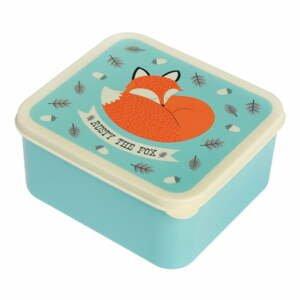 Krabička na oběd Rex London Rusty The Fox