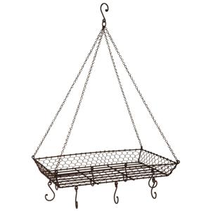 Závěsný držák na květináče Antic Line Pot Hanger