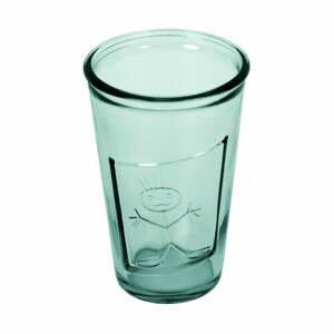 Čirá sklenice z recyklovaného skla Ego Dekor Kluk