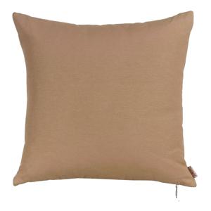 Povlak na polštář Mike&Co.NEWYORK Simply Beige, 41 x 41 cm