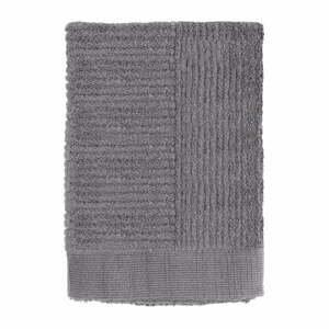 Šedý ručník Zone One,50x70cm