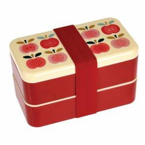Krabička na jídlo s gumičkou Rex London Vintage Apple