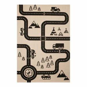 Dětský koberec Zala Living Road,120x170cm