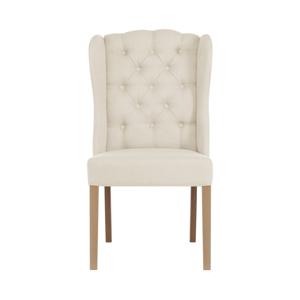 Krémová židle Jalouse Maison Hailey